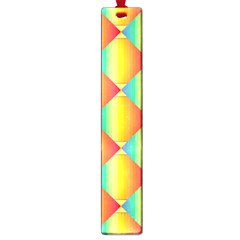 The Colors Of Summer Large Book Marks