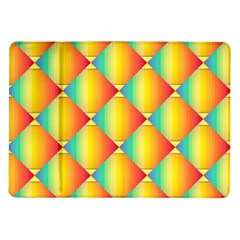 The Colors Of Summer Samsung Galaxy Tab 10 1  P7500 Flip Case