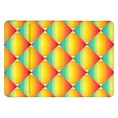 The Colors Of Summer Samsung Galaxy Tab 8 9  P7300 Flip Case