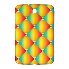 The Colors Of Summer Samsung Galaxy Note 8 0 N5100 Hardshell Case