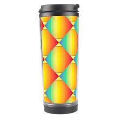 The Colors Of Summer Travel Tumbler