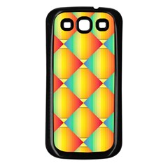 The Colors Of Summer Samsung Galaxy S3 Back Case (black)