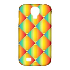 The Colors Of Summer Samsung Galaxy S4 Classic Hardshell Case (pc+silicone)
