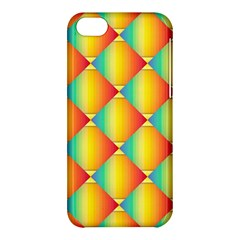 The Colors Of Summer Apple iPhone 5C Hardshell Case
