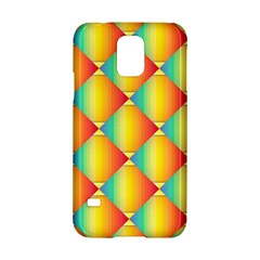 The Colors Of Summer Samsung Galaxy S5 Hardshell Case