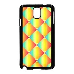 The Colors Of Summer Samsung Galaxy Note 3 Neo Hardshell Case (black)