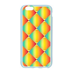 The Colors Of Summer Apple Seamless iPhone 6/6S Case (Color)