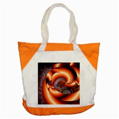 The Touch Digital Art Accent Tote Bag