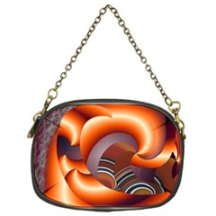 The Touch Digital Art Chain Purses (one Side)