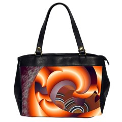 The Touch Digital Art Office Handbags (2 Sides)