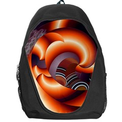 The Touch Digital Art Backpack Bag