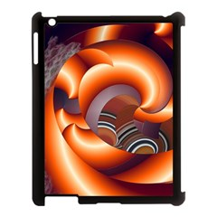 The Touch Digital Art Apple Ipad 3/4 Case (black)