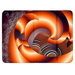 The Touch Digital Art Samsung Galaxy Tab 7  P1000 Flip Case