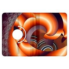 The Touch Digital Art Kindle Fire Hdx Flip 360 Case