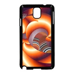 The Touch Digital Art Samsung Galaxy Note 3 Neo Hardshell Case (Black)