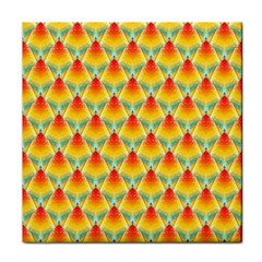 The Colors Of Summer Tile Coasters