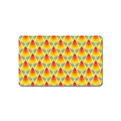 The Colors Of Summer Magnet (name Card)