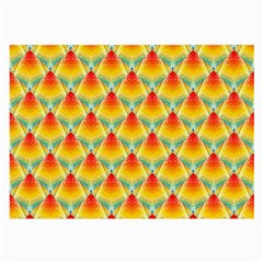 The Colors Of Summer Large Glasses Cloth (2 Side)