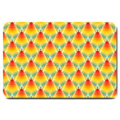 The Colors Of Summer Large Doormat