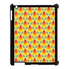 The Colors Of Summer Apple Ipad 3/4 Case (black)