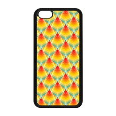 The Colors Of Summer Apple Iphone 5c Seamless Case (black)