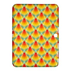 The Colors Of Summer Samsung Galaxy Tab 4 (10 1 ) Hardshell Case