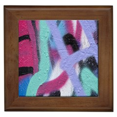 Texture Pattern Abstract Background Framed Tiles