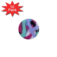 Texture Pattern Abstract Background 1  Mini Magnet (10 pack)