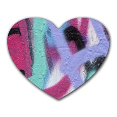Texture Pattern Abstract Background Heart Mousepads