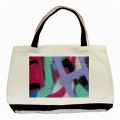 Texture Pattern Abstract Background Basic Tote Bag (Two Sides)