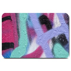 Texture Pattern Abstract Background Large Doormat