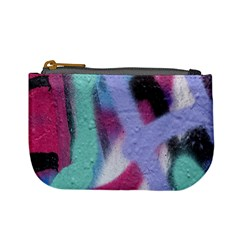 Texture Pattern Abstract Background Mini Coin Purses
