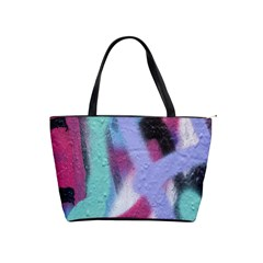 Texture Pattern Abstract Background Shoulder Handbags