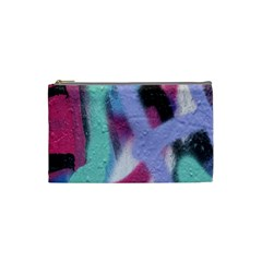 Texture Pattern Abstract Background Cosmetic Bag (Small)