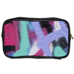 Texture Pattern Abstract Background Toiletries Bags