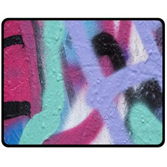 Texture Pattern Abstract Background Fleece Blanket (Medium)
