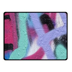Texture Pattern Abstract Background Fleece Blanket (Small)