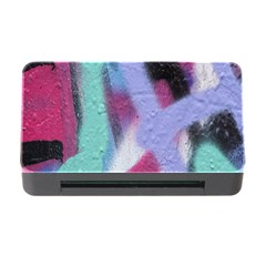 Texture Pattern Abstract Background Memory Card Reader With Cf