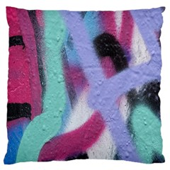Texture Pattern Abstract Background Large Cushion Case (one Side)