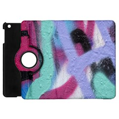 Texture Pattern Abstract Background Apple Ipad Mini Flip 360 Case