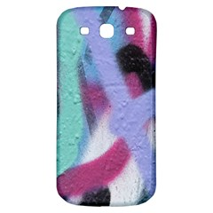 Texture Pattern Abstract Background Samsung Galaxy S3 S III Classic Hardshell Back Case