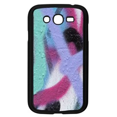 Texture Pattern Abstract Background Samsung Galaxy Grand DUOS I9082 Case (Black)