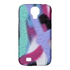 Texture Pattern Abstract Background Samsung Galaxy S4 Classic Hardshell Case (pc+silicone)