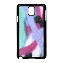Texture Pattern Abstract Background Samsung Galaxy Note 3 Neo Hardshell Case (black)