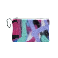 Texture Pattern Abstract Background Canvas Cosmetic Bag (S)