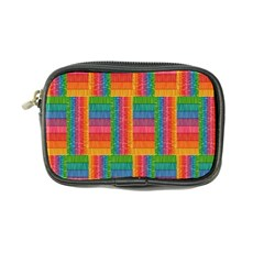 Texture Surface Rainbow Festive Coin Purse