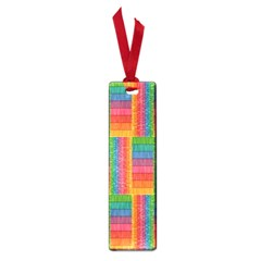 Texture Surface Rainbow Festive Small Book Marks