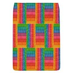 Texture Surface Rainbow Festive Flap Covers (s)