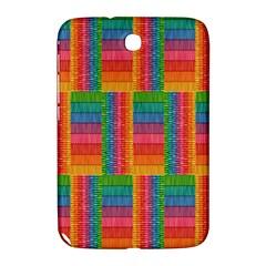 Texture Surface Rainbow Festive Samsung Galaxy Note 8 0 N5100 Hardshell Case