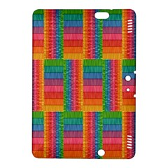 Texture Surface Rainbow Festive Kindle Fire HDX 8.9  Hardshell Case